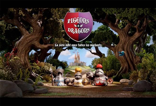 """Pigeons & dragons"""