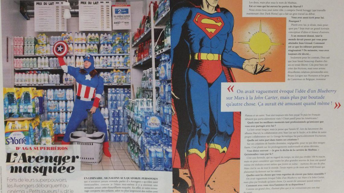 Inspirations – Les Super Héros sont parmi nous
