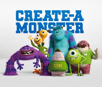 Monstres Academy : Une application pour créer son propre monstre