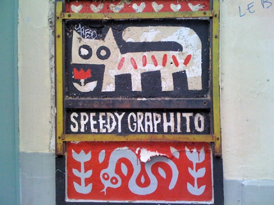 speedy graphito