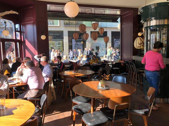 Café Norden, à Copenhague