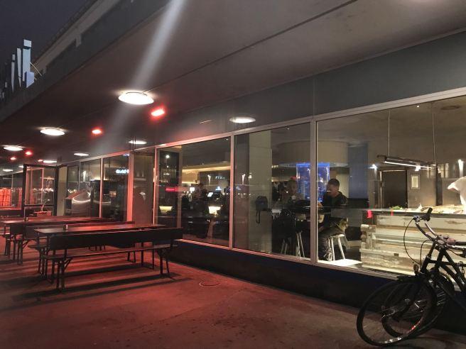Le restaurant Kødbyens Fiskebar ©Joli.Voyage