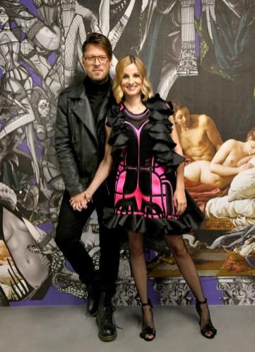 Juraj Zigman s djevojkom Ines