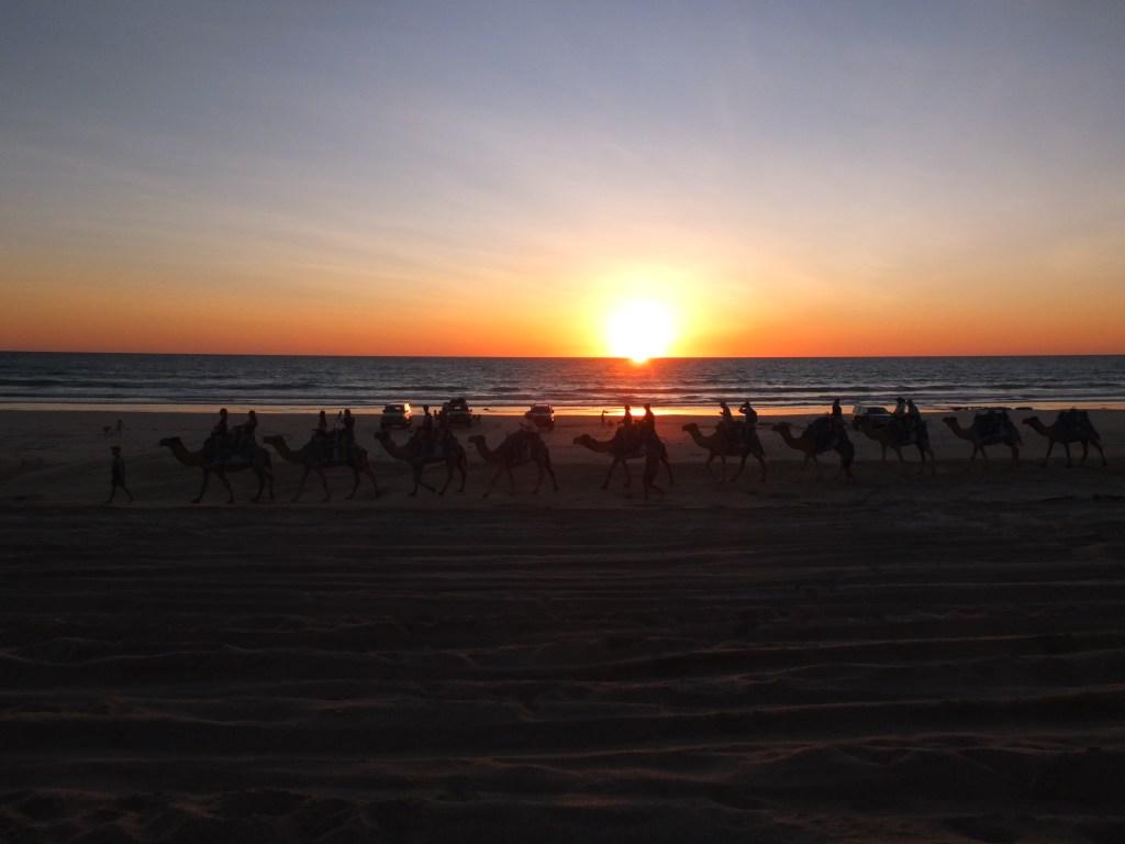 Cable beach western Australia