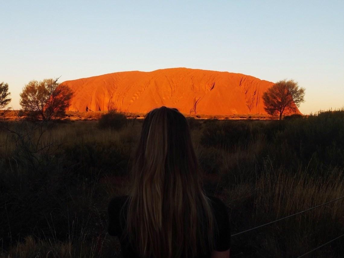 Australie Road trip Uluru