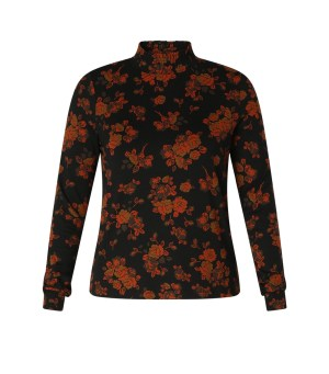 shirt met col yesta wintercollectie