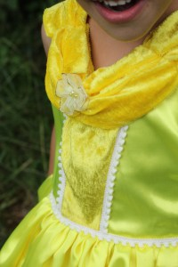 chaque détail est personnalisé pour que cette robe soit la plus belle