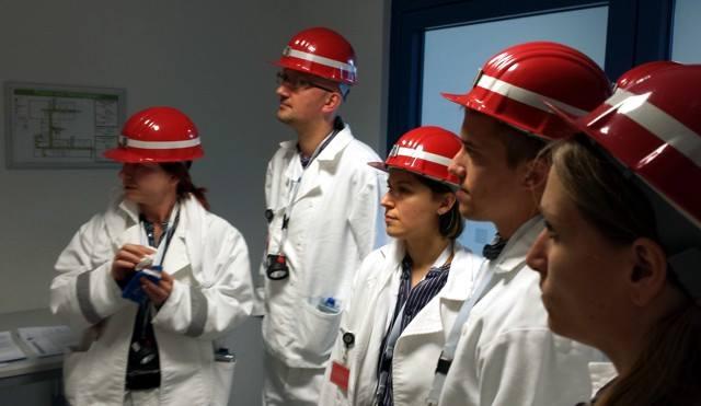 Magyarok az ASSE 2 atomtemetőben