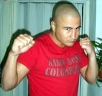Vida Tibor thai box tréner
