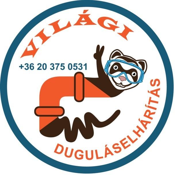 Világi Duguláselhárítás logo