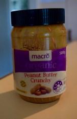 Le beurre de cacahuète, une des bases de l'alimentation australienne