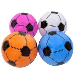 Inflatable Soccer Balls- Amazing Race Party
