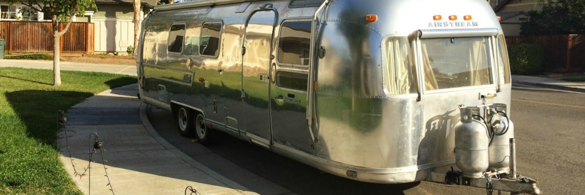 Meet Annie the Airstream!