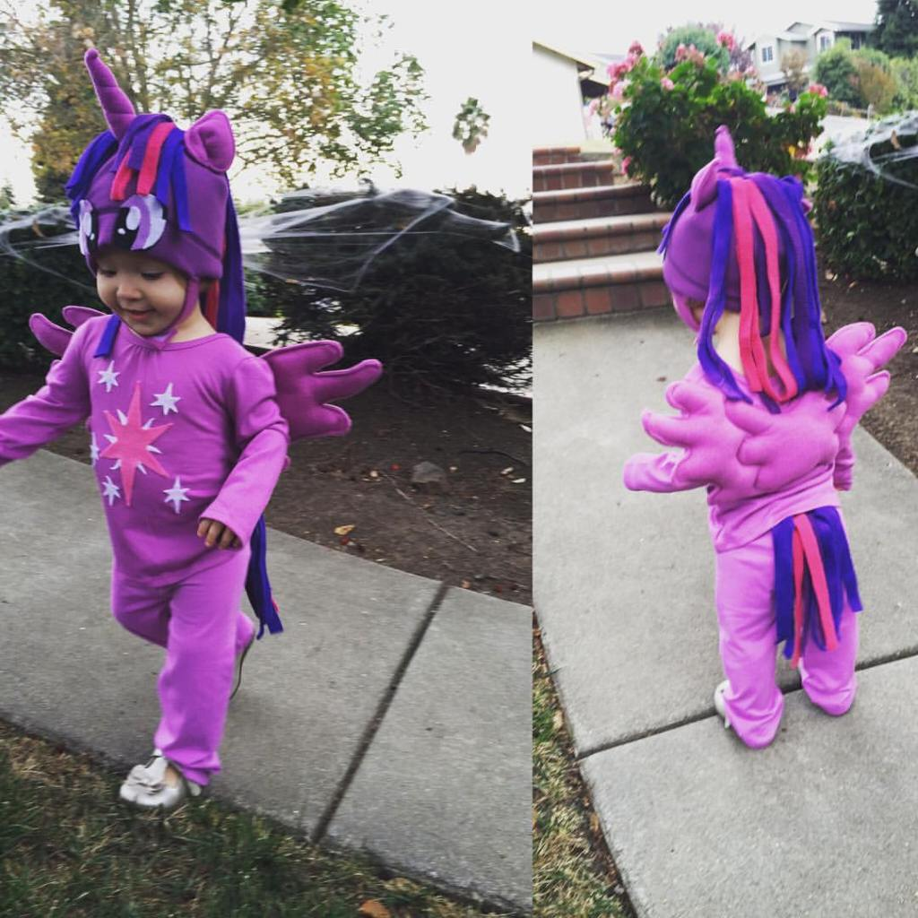 Twilight Sparkle Costume Jolly and Happy