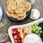 Follow the Rainbow Treasure Hunt + Pot of Gold Pancakes & Parfaits