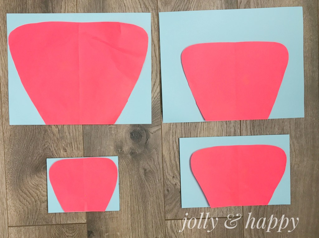 DIY Paper Flowers Jolly & Happy