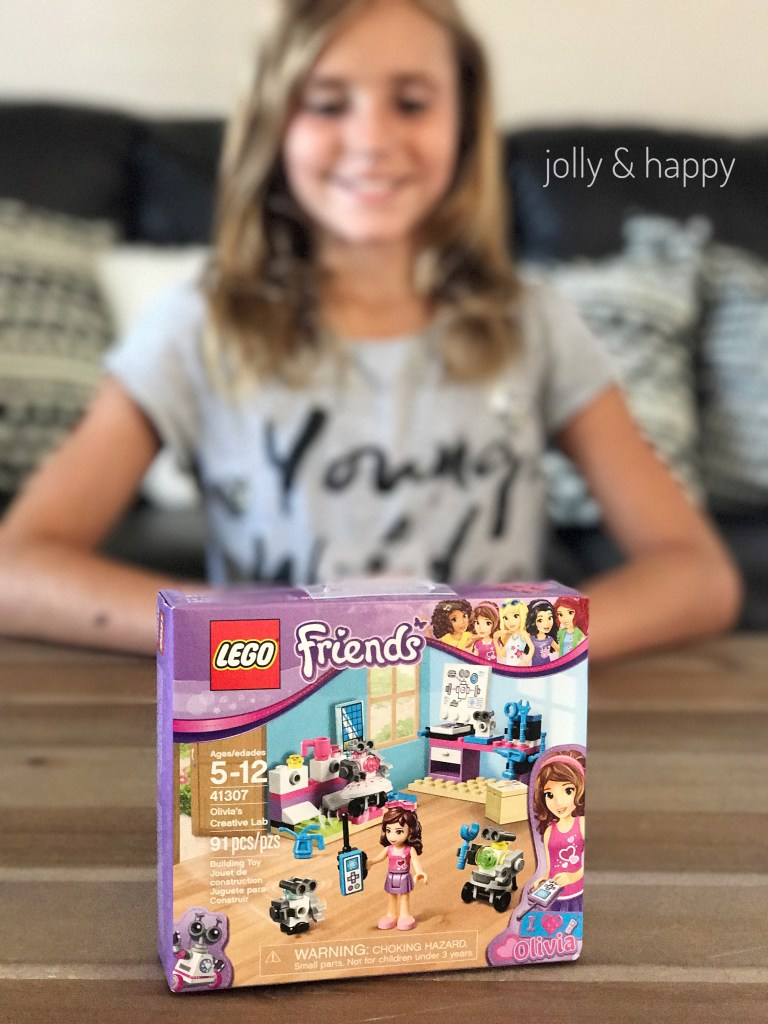 Inspiring our girls with Lego Friends