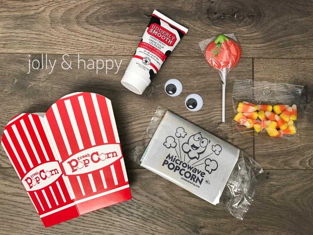 Haunted Mansion Tombstone Popcorn Box