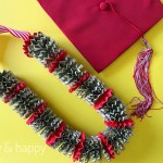 Make a Money Lei for Graduation