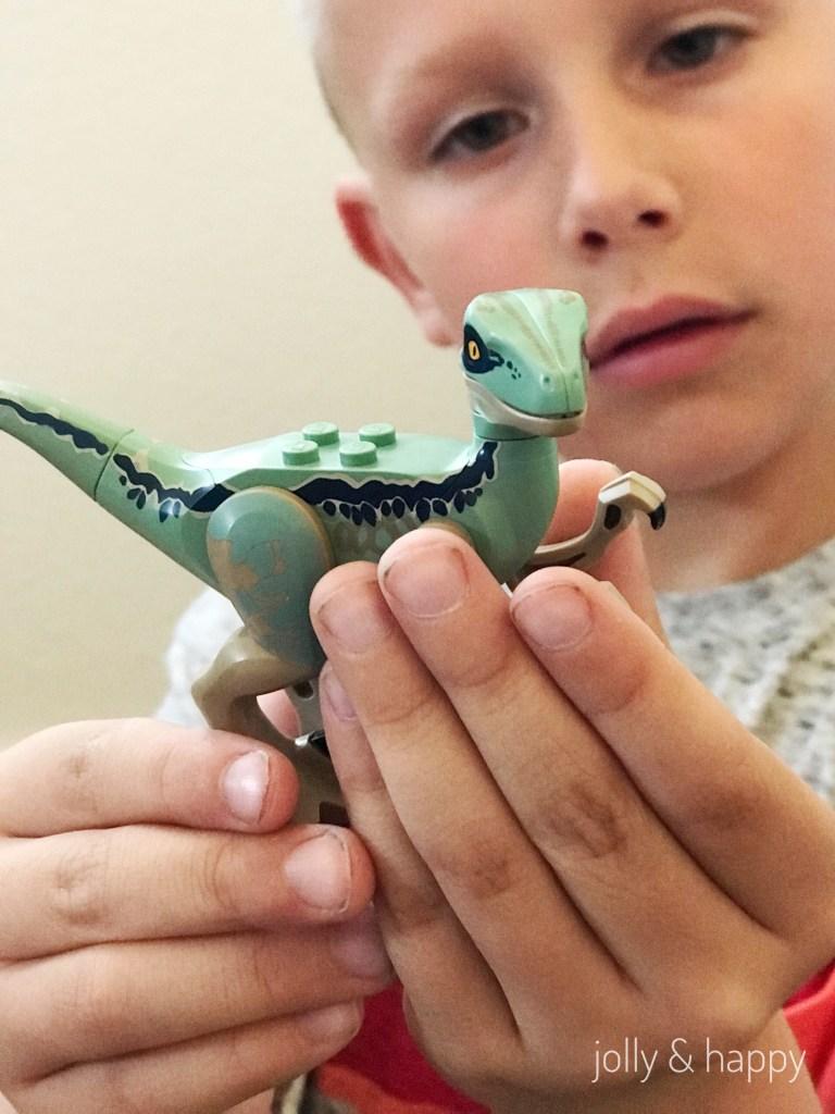 Lego Dinosaur Figures