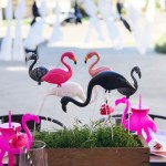 Flamingo Graduation Birthday Party