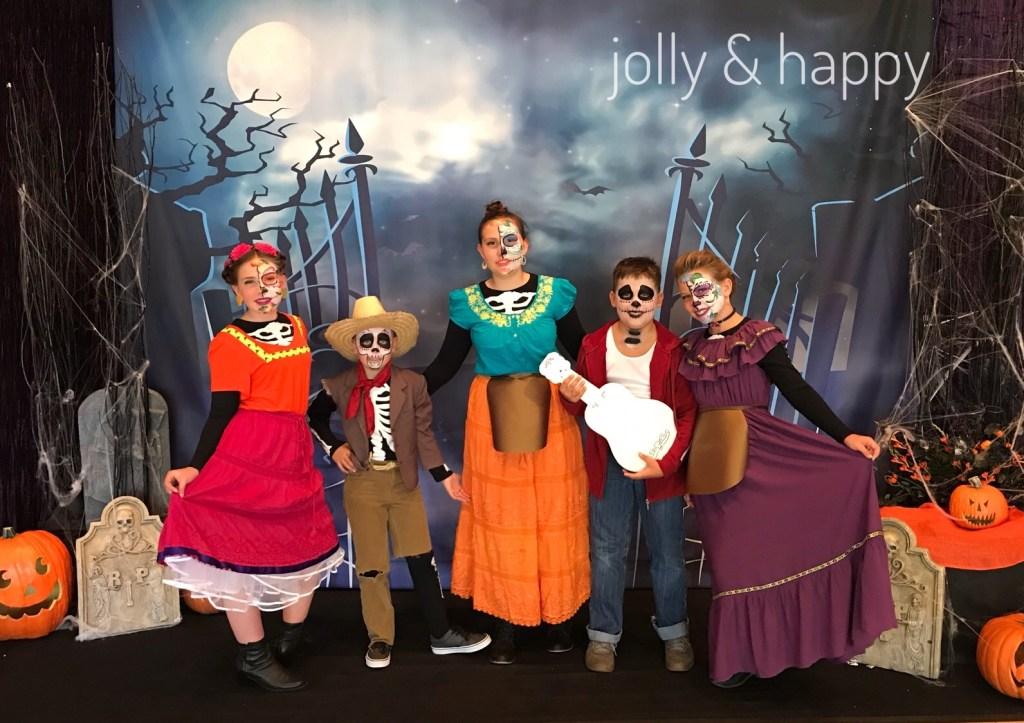 Diy Halloween costumes Disney's Coco