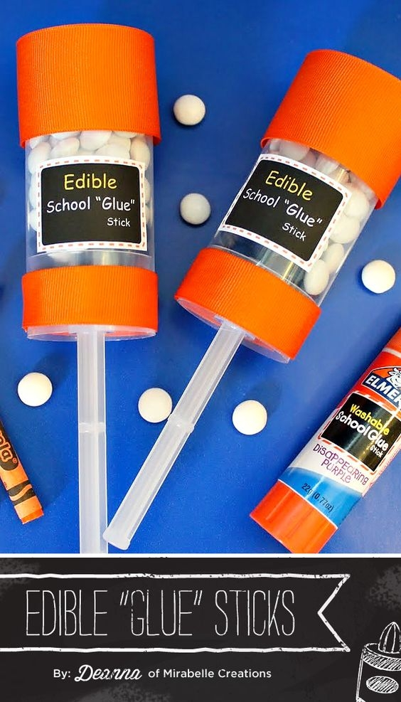 edible glue sticks treats