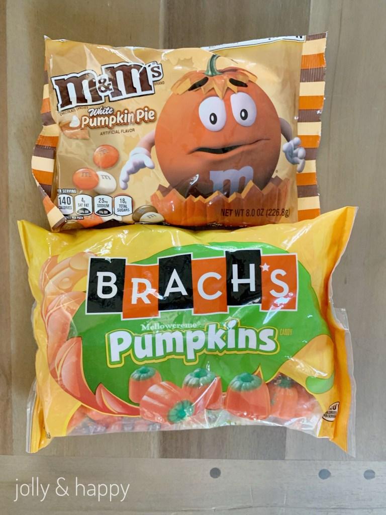 pumpkin treats for fall gifts