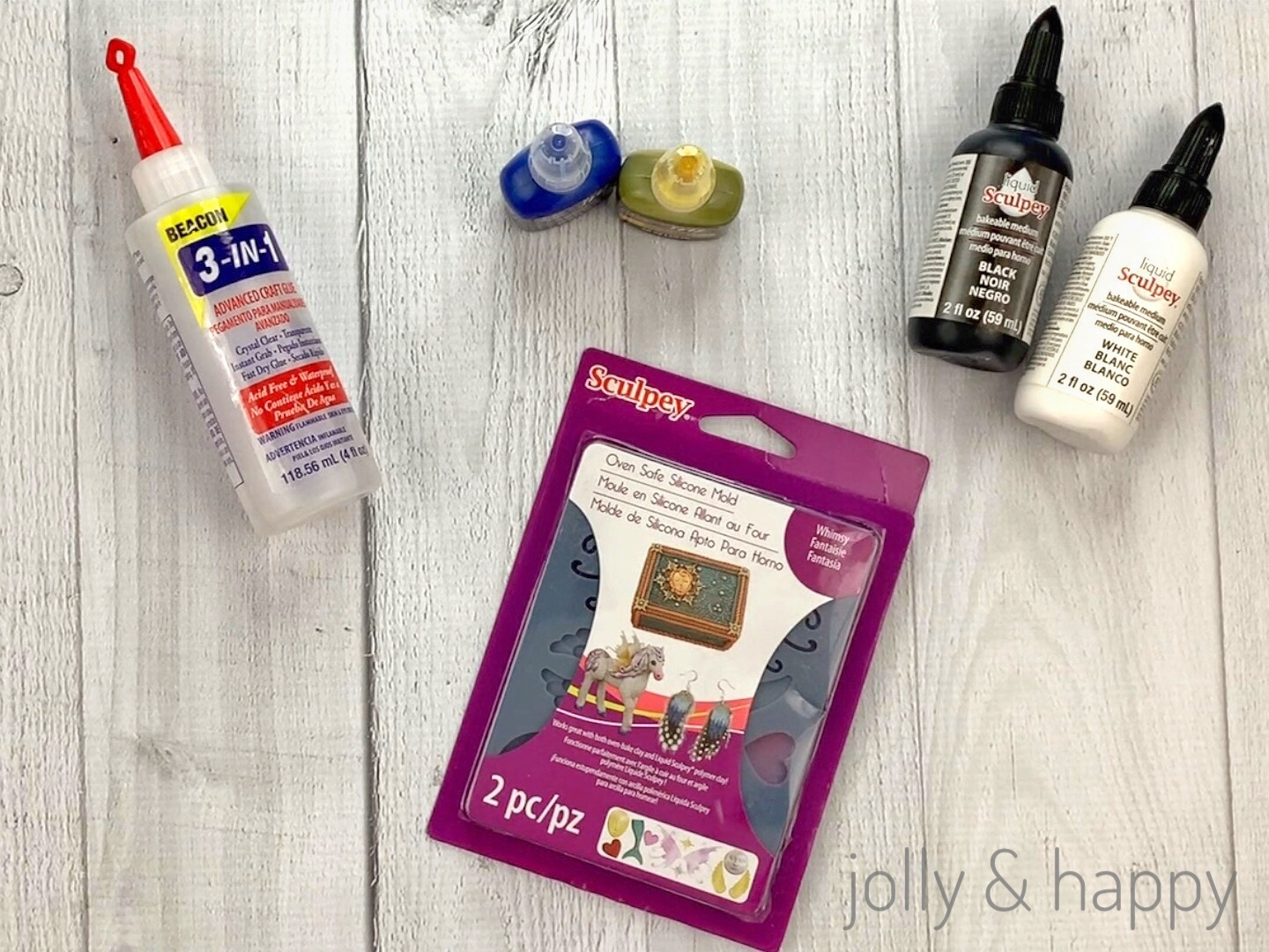 sculpey liquid clay projects