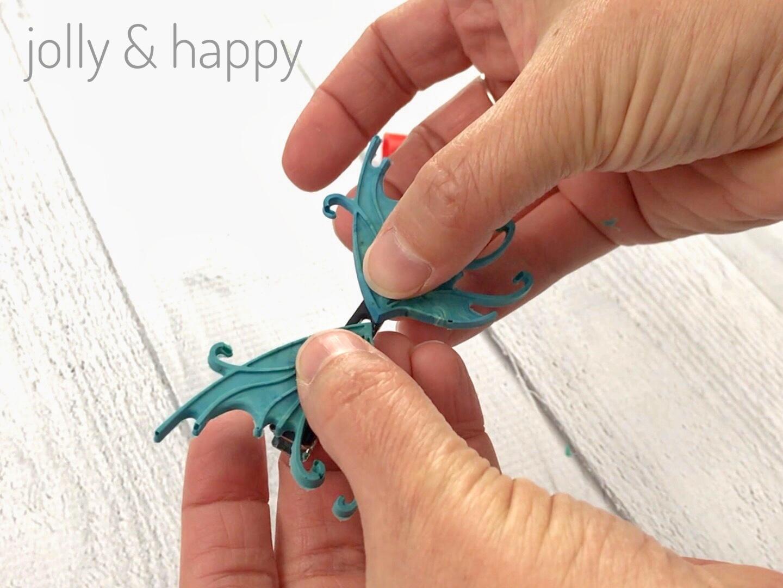 how to make custom barrettes