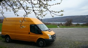 Spring Blossom at Coniston