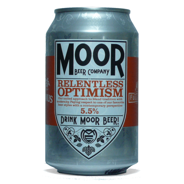 Moor - Relentless Optimism