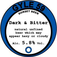 Gyle 59 - Dark & Bitter