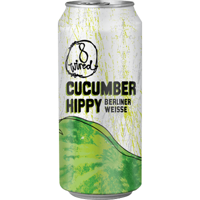 8 Wired Cucumber Hippy – Jolly Good Beer