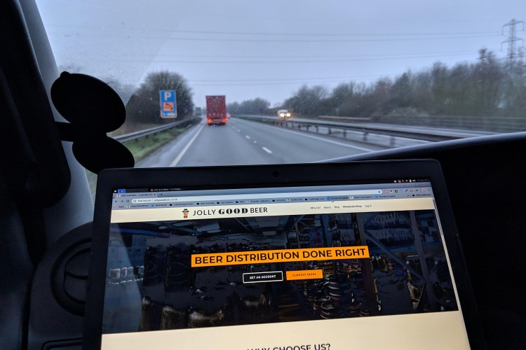 On The Road To Coldchain