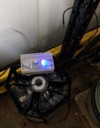 Coldroom Sensor Node