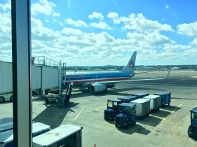 Plane from Portland to Dallas