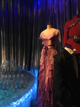 Hermione's dress from the Yule Ball (4th movie)