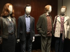 Costumes from the epilogue (8th movie)