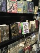 Various books/newspaper props