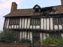 Harry's old home