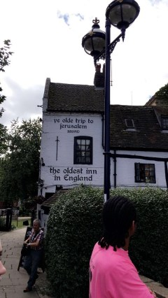 Not actually the oldest in England