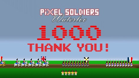 1000 thank you