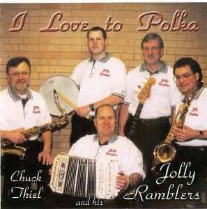 I Love to Polka