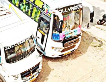 30 Seater Bus For Hire In Bangalore Airport
