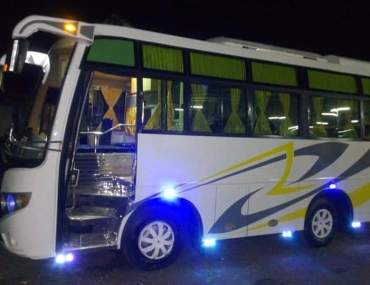 20 Seater Minibus For Hire In Madiwala