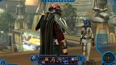 Guerrier Sith et Vette