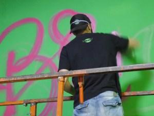 Joluvian Graffiti