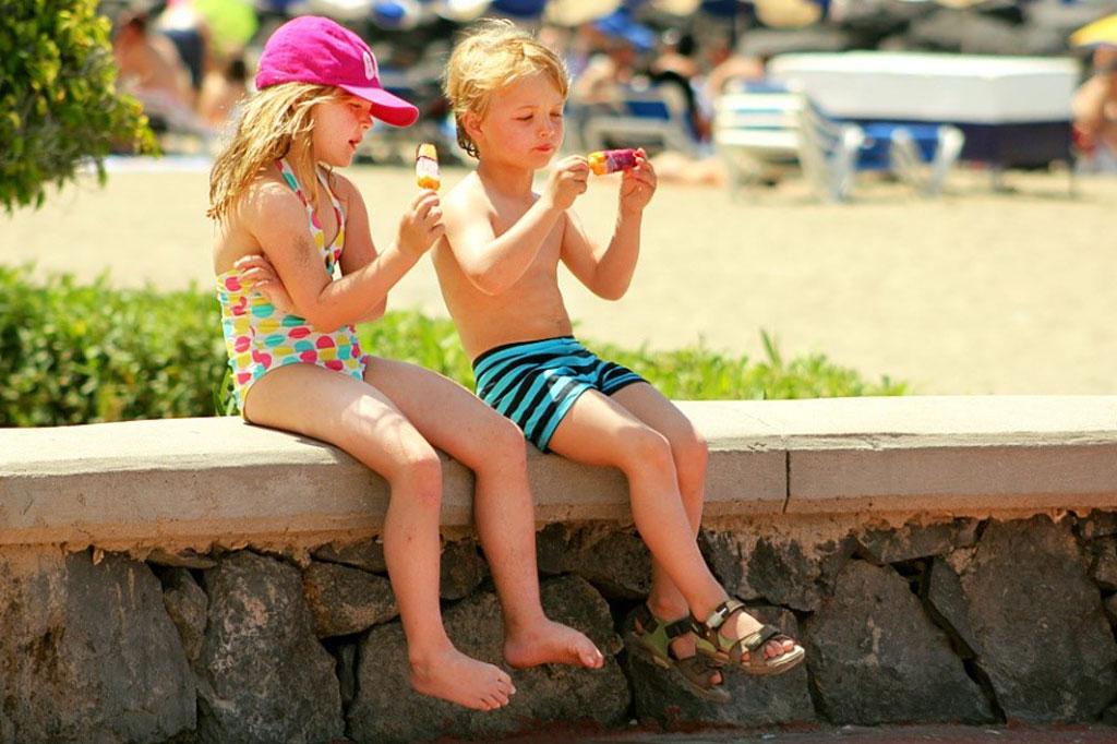 Szem elől vesztettem a lányom a strandon, de nem estem pánikba