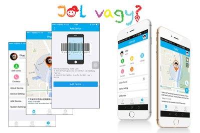 Wherecom magyarnyelvű ingyenes iOS applikáció bemutatása